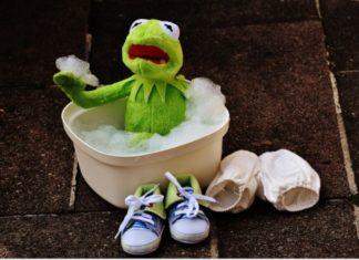 schiuma da bagno