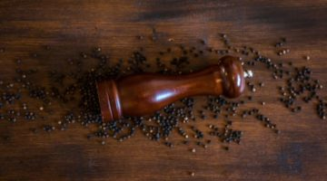 olio pepe nero