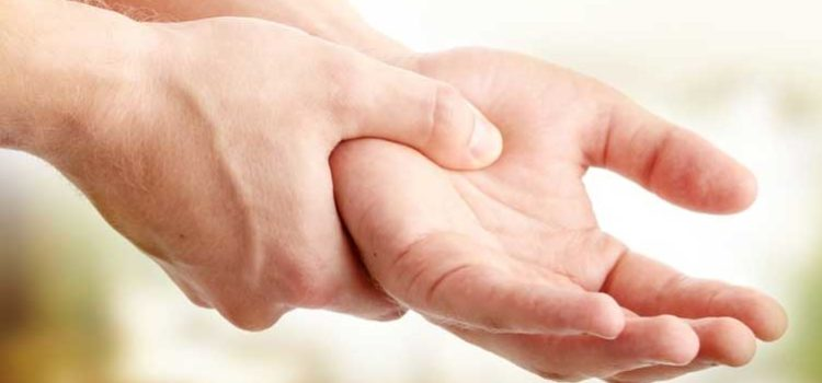 mano contrazione nervi