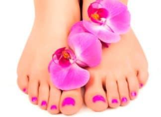 maschere naturali piedi