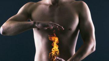 bruciore di stomaco