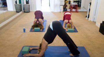 stretching menopausa