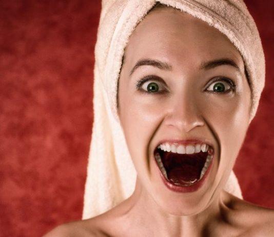 striscette sbianca denti