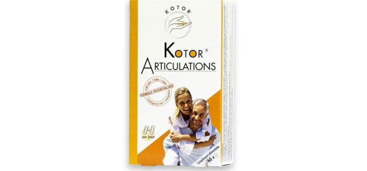 Kotor-Articulations