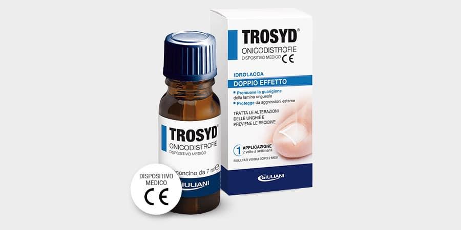 TROSYD-onicodistrofie