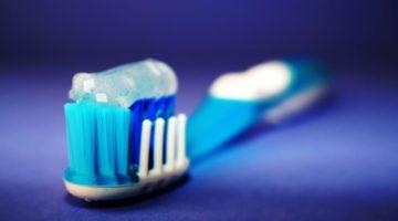 dentifricio senza fluoro