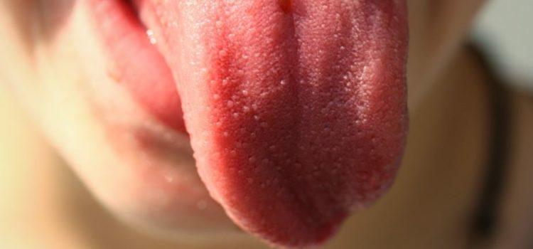lingua spaccata