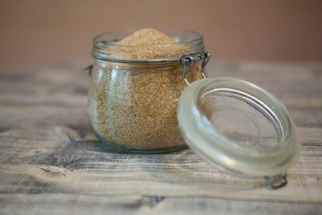 scrub zucchero di canna