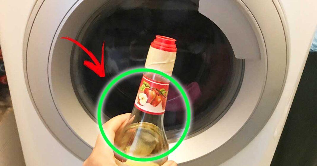 aceto-di-mele-lavatrice