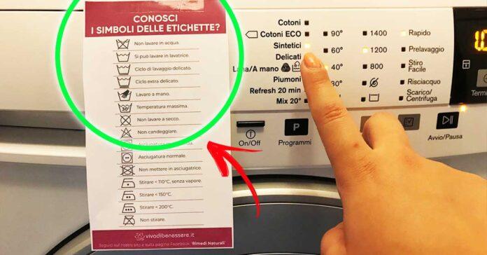 simboli-etichette-lavatrice