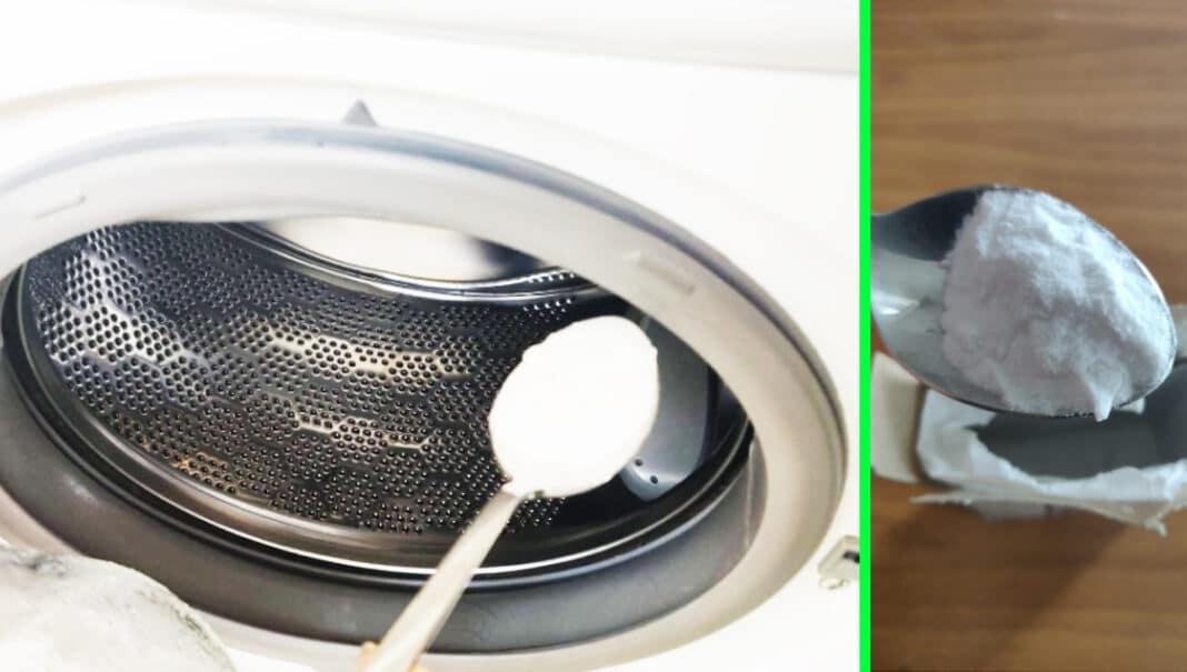bicarbonato-lavatrice