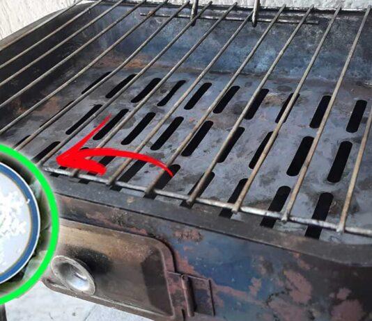 come-pulire-griglia-barbecue