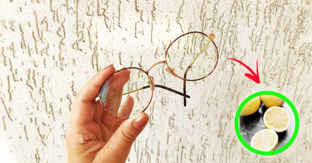come-pulire-occhiali