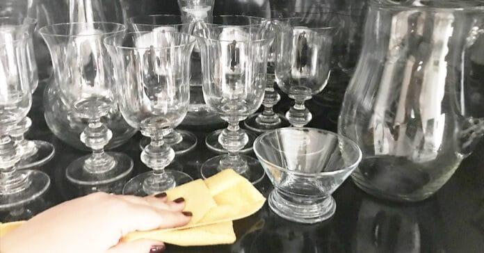 polvere-bicchieri