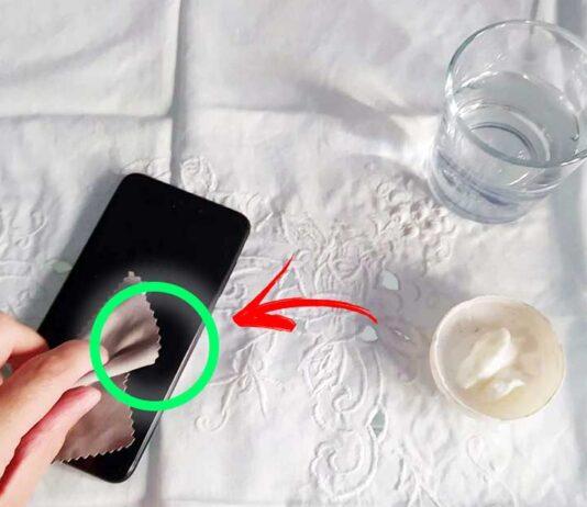 pulire-smartphone