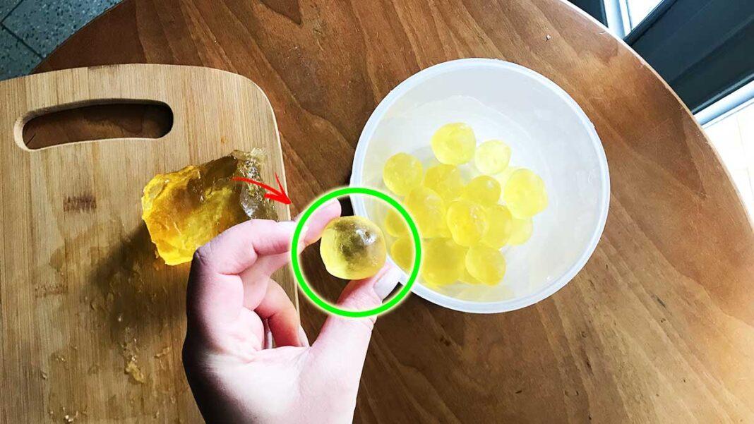 palline-sapone-giallo