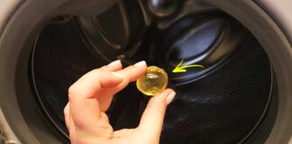 sapone-giallo-palline-lavatrice