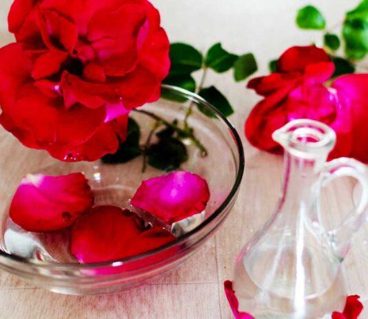 maschera-petali-rosa
