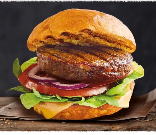 burger vegetali findus