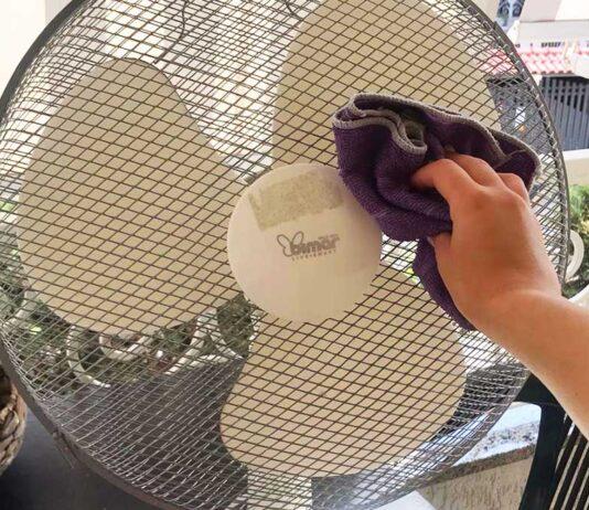 come-pulire-ventilatori