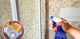 pulire-doccia