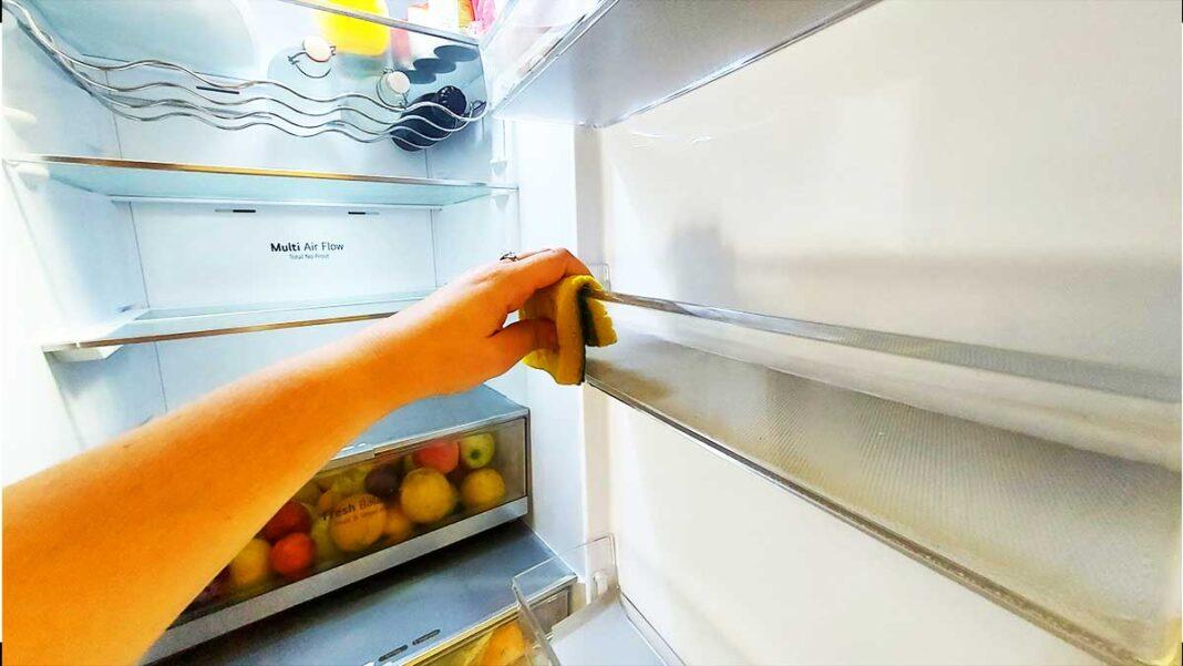 come-pulire-frigorifero