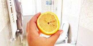 pulire-bagno-limone