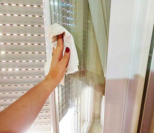 come-pulire-vetri-senza-risciacquo