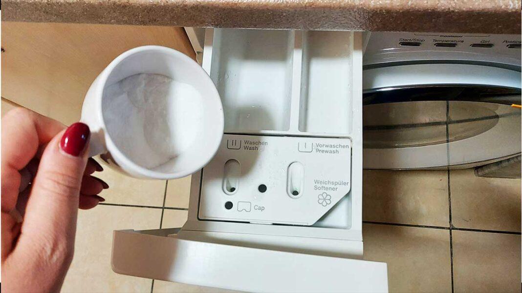 problemi-lavatrice-bicarbonato